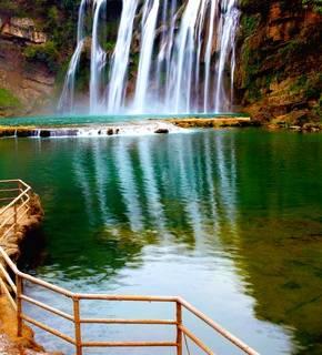 黄果树瀑布 - 贵州乡村旅游-贵州乡村旅游攻略旅游